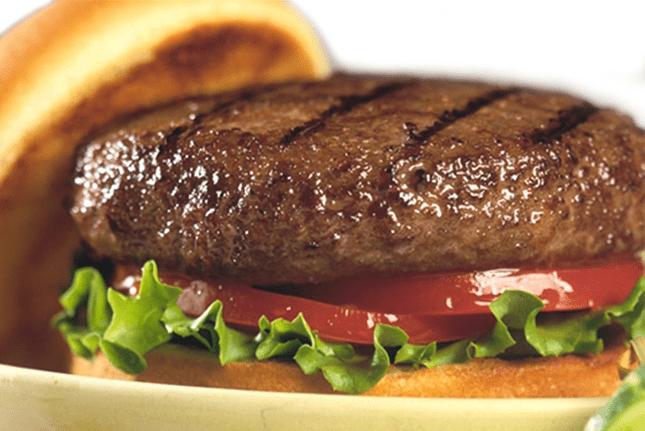 hamburgare black angus